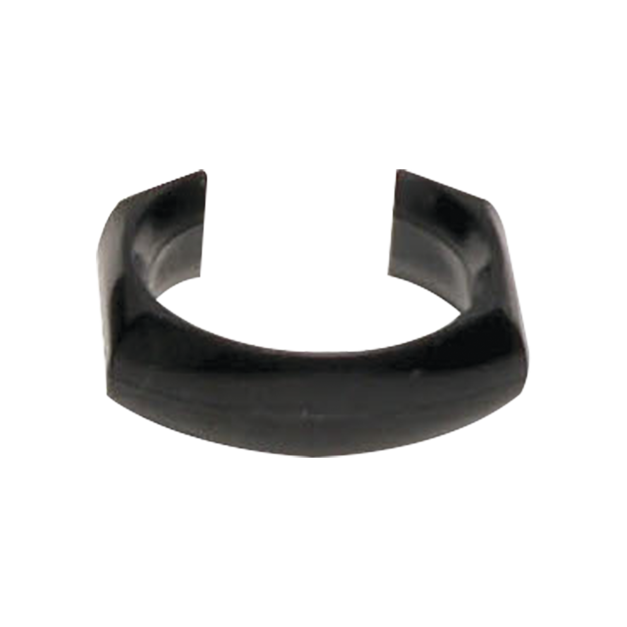 Clip de identificación para Patch Cord Siemon, Color Negro, Bolsa con 25 piezas