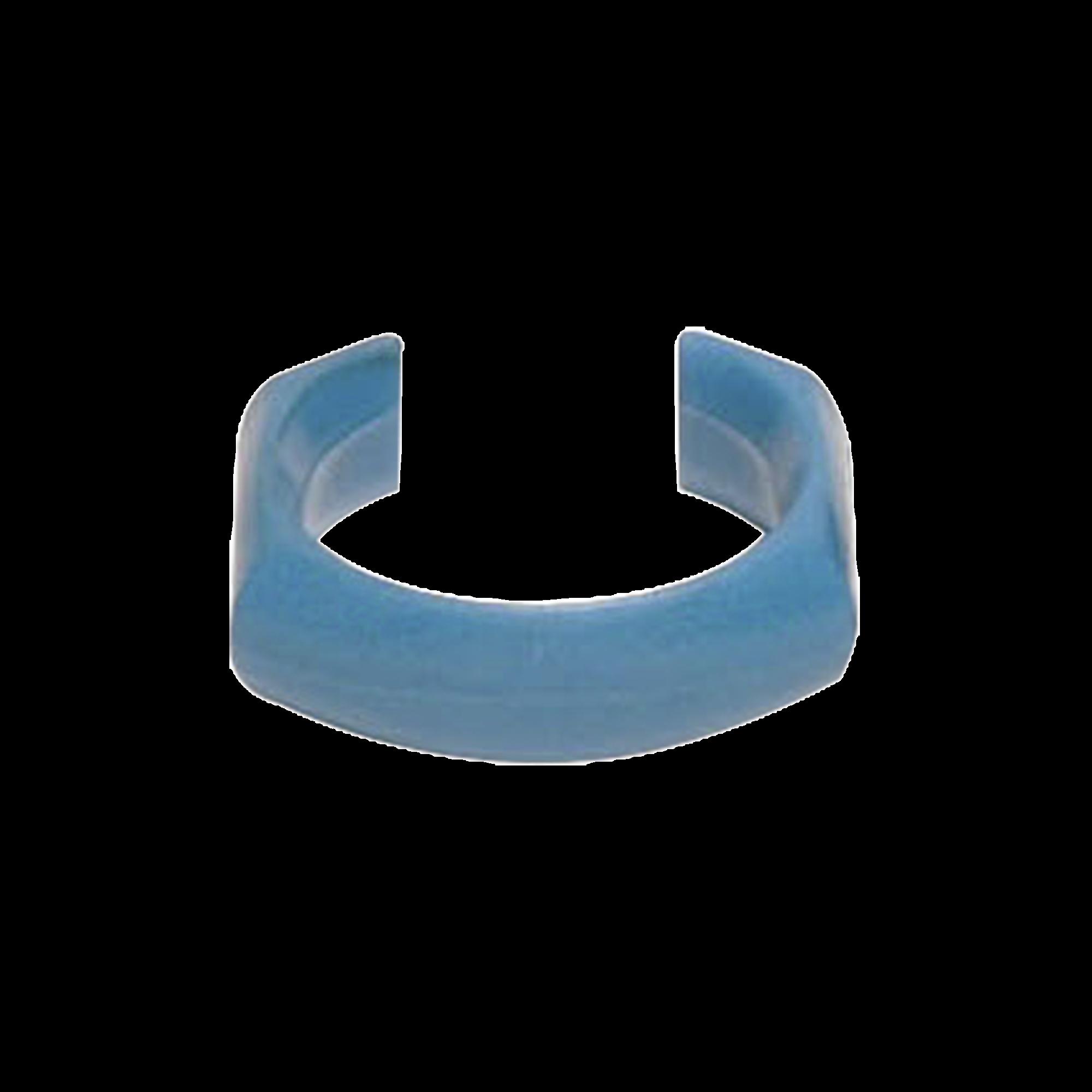 Clip de identificacion para Patch Cord Siemon, Color Azul, Bolsa con 25 piezas