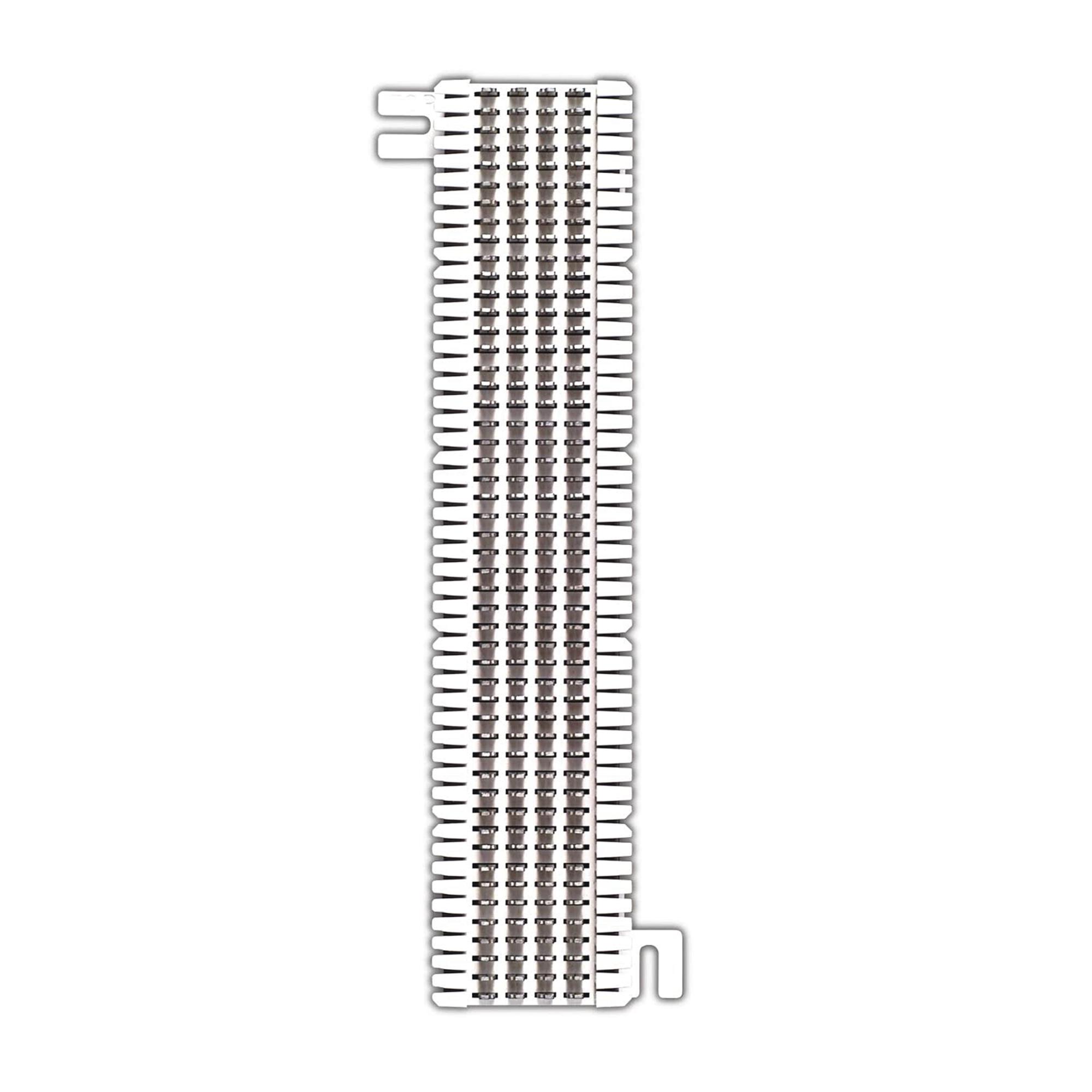 Bloque de Conexión S66, Capacidad de 50 Pares, Cat5e, Para Cable Sólido 22 a 26 AWG
