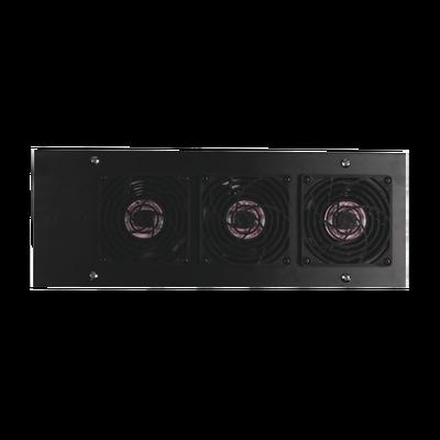 Kit de 3 ventiladores, para Enfriamiento en Gabinetes Siemon, 120 VCA, Plug 5-15P