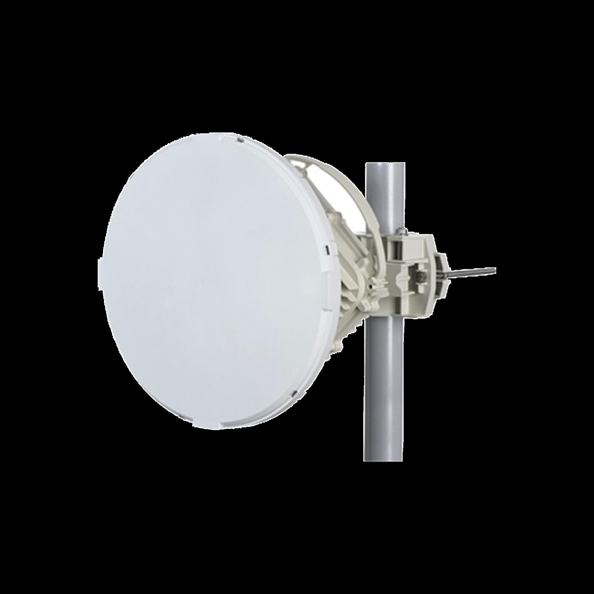 Antena Etherhaul de 1 pie. (FCC/ETSI)