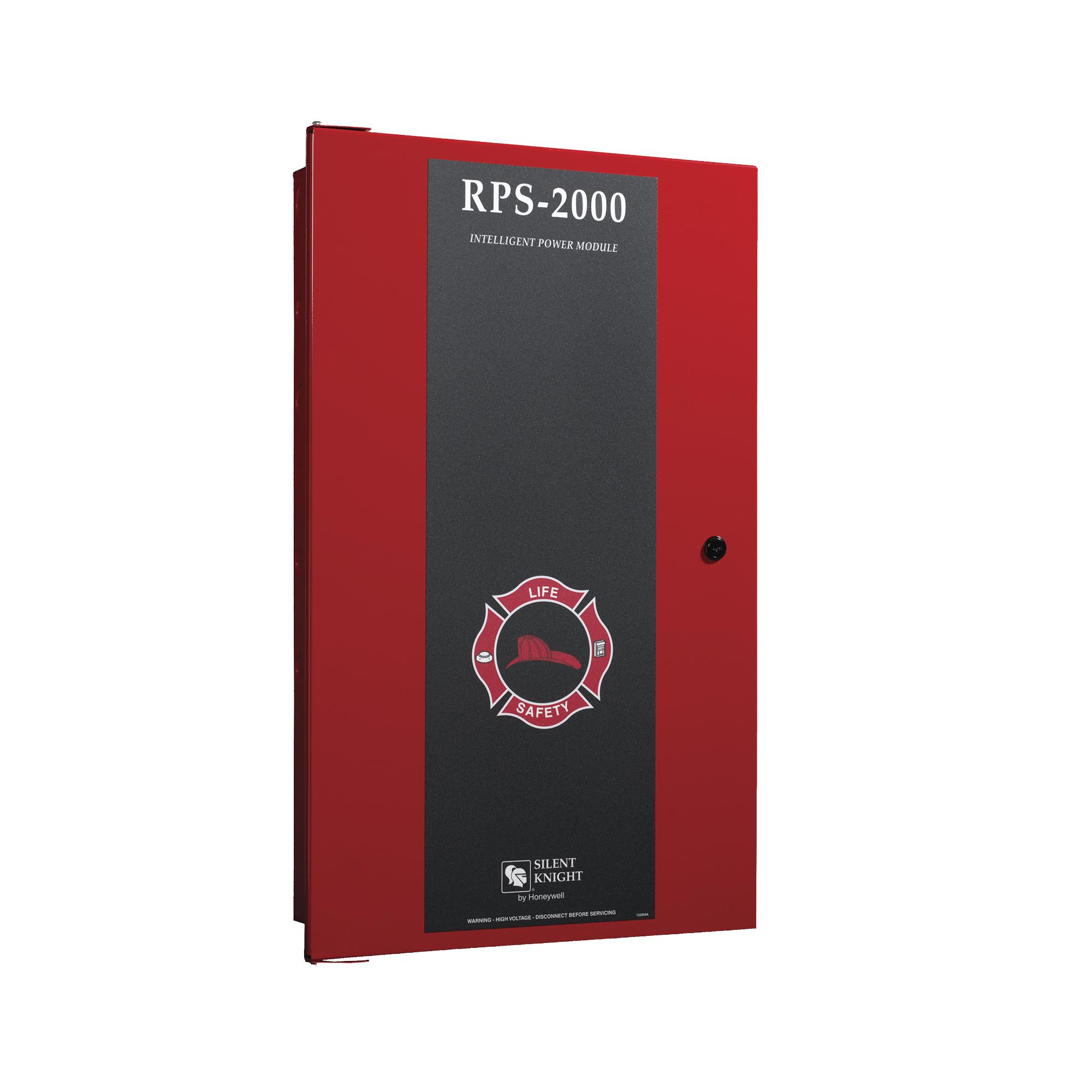 Panel Inteligente de Control de Alarma contra Incendio sin pantalla incorporada /Fuente de alimentación compatible con IFP-2000/IFP-2000ECS