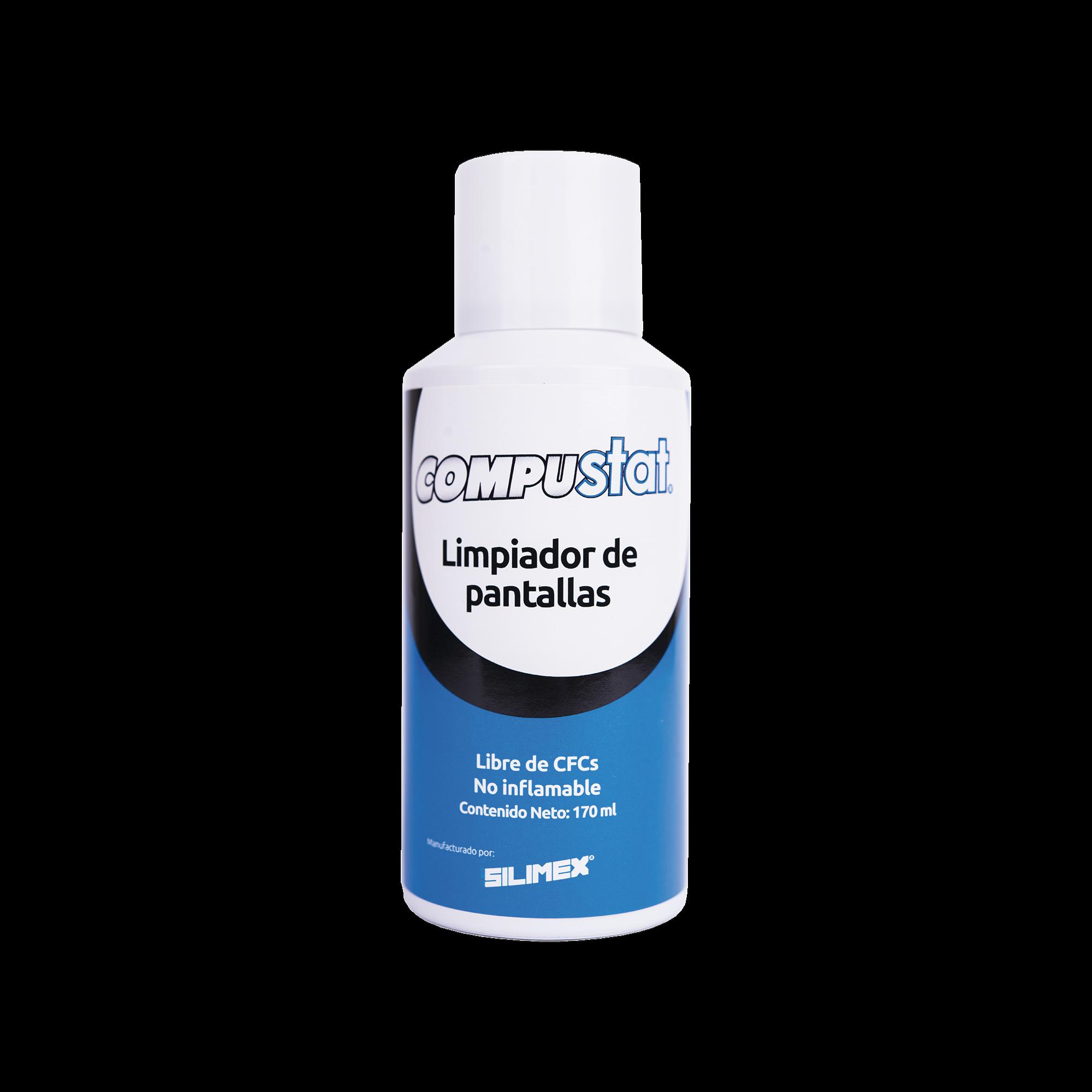 Limpiador de pantallas y cámaras, protector anti-estático en aerosol,  con protección contra rayos UV, repelente de polvo, 170 ml