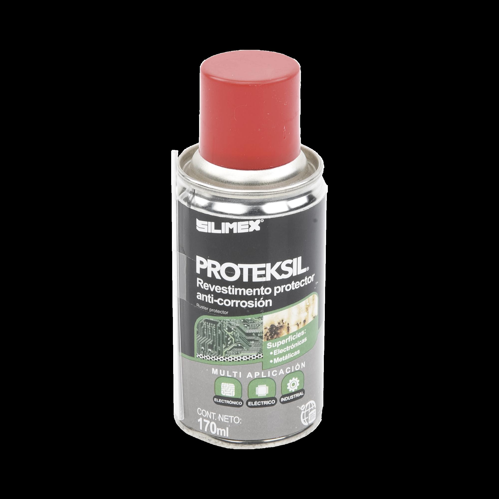 Revestimiento protector anti-corrosión en aerosol, para ambientes altamente húmedos, 170 ml.