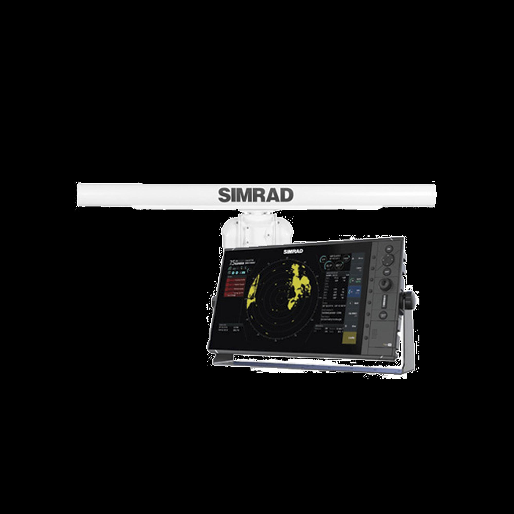 Kit de pantalla dedicada R3016 y radar de matriz abierta 25kW