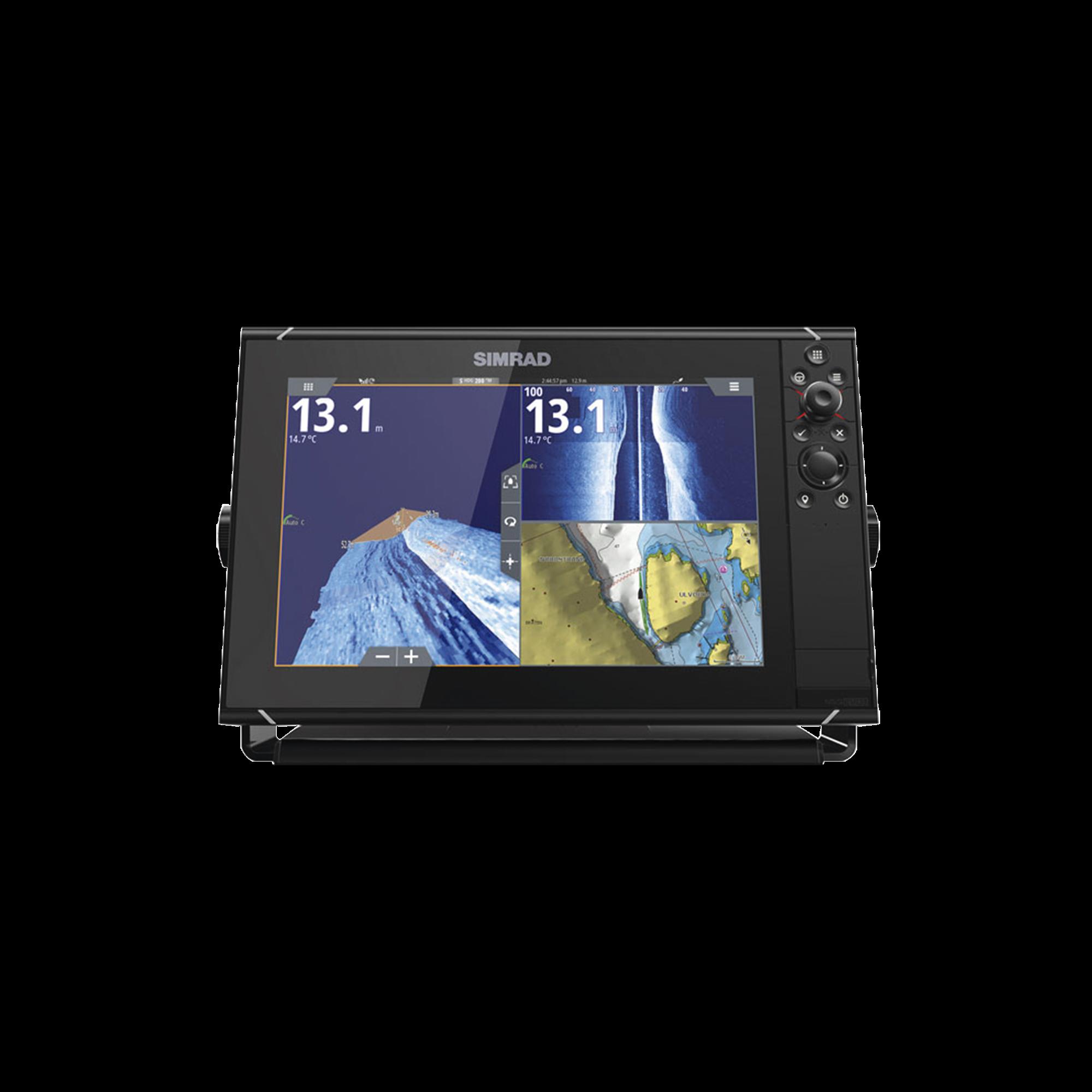 NSS12 evo3 Display de 12 con GPS, sonda y Wi-Fi.