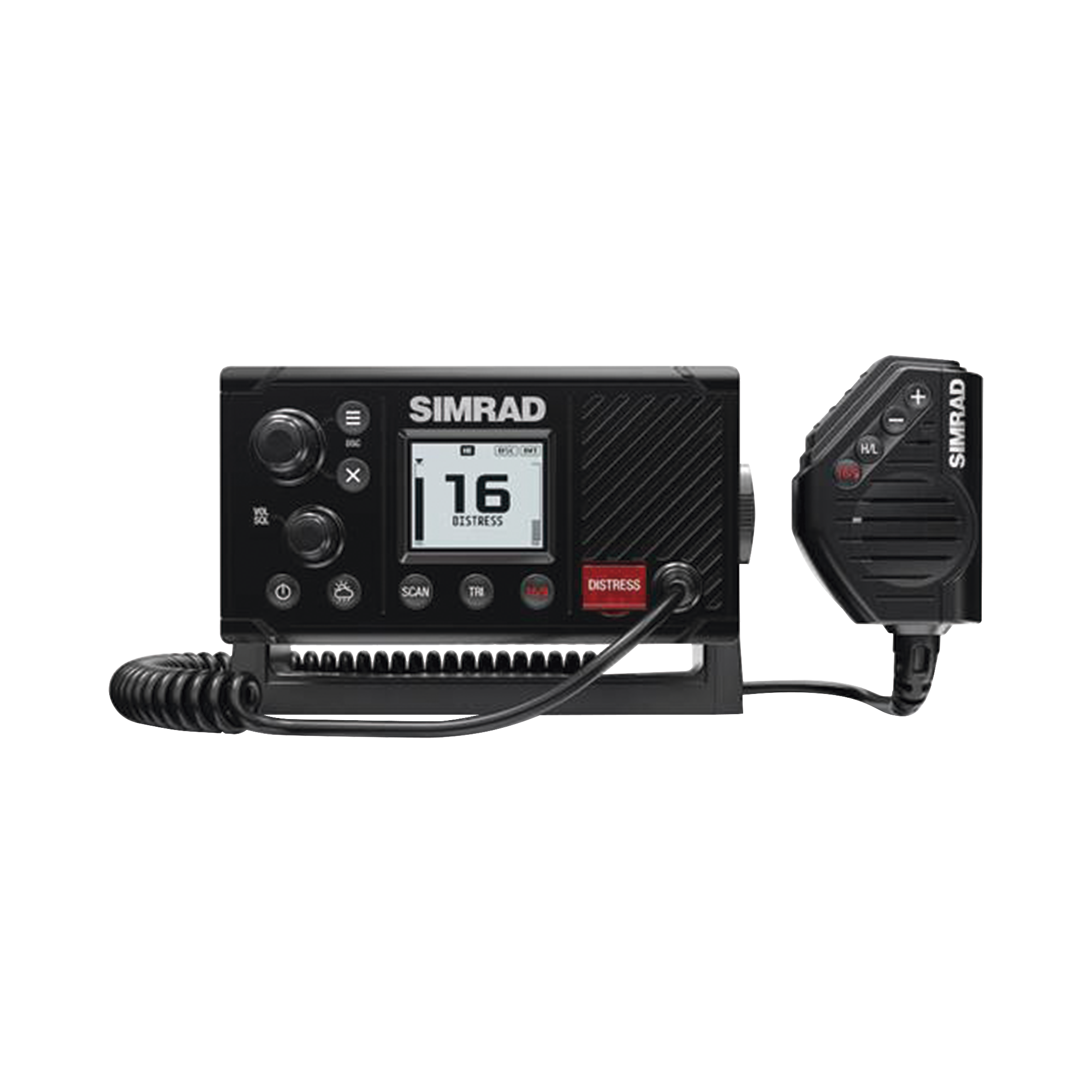Radio Movil Marino VHF RS20S con NMEA2000