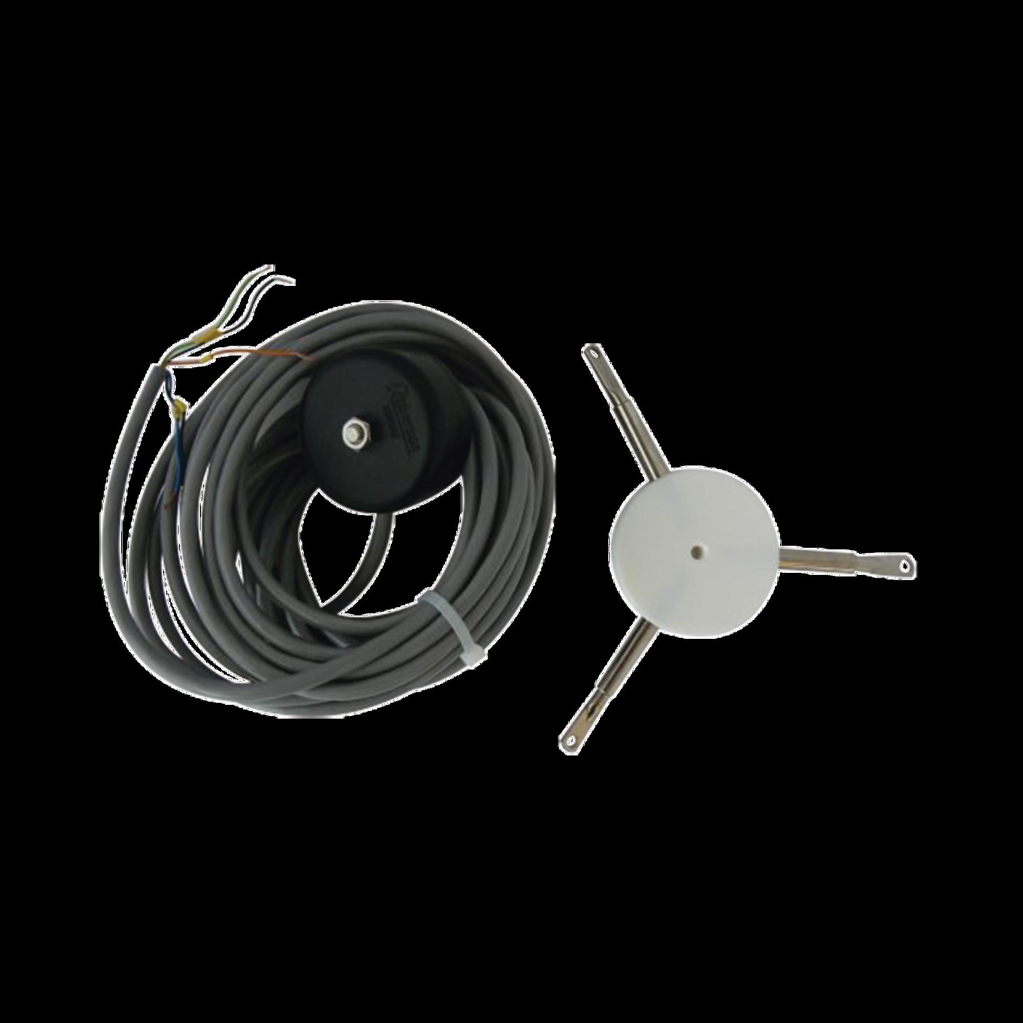 CD100A Detector de rumbo magnetico. Incluye cinco metros de cable y soporte tripode para brujula magnetica convencional