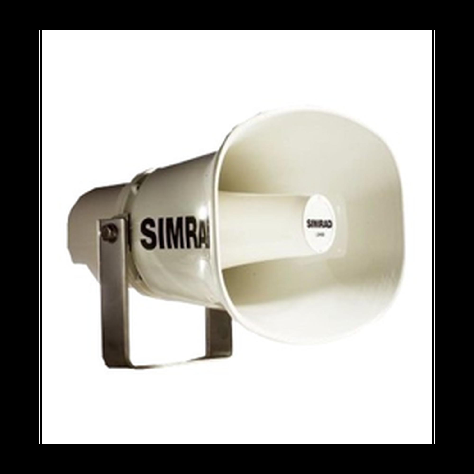 Megáfono / bocina LSH80 a a prueba de agua.