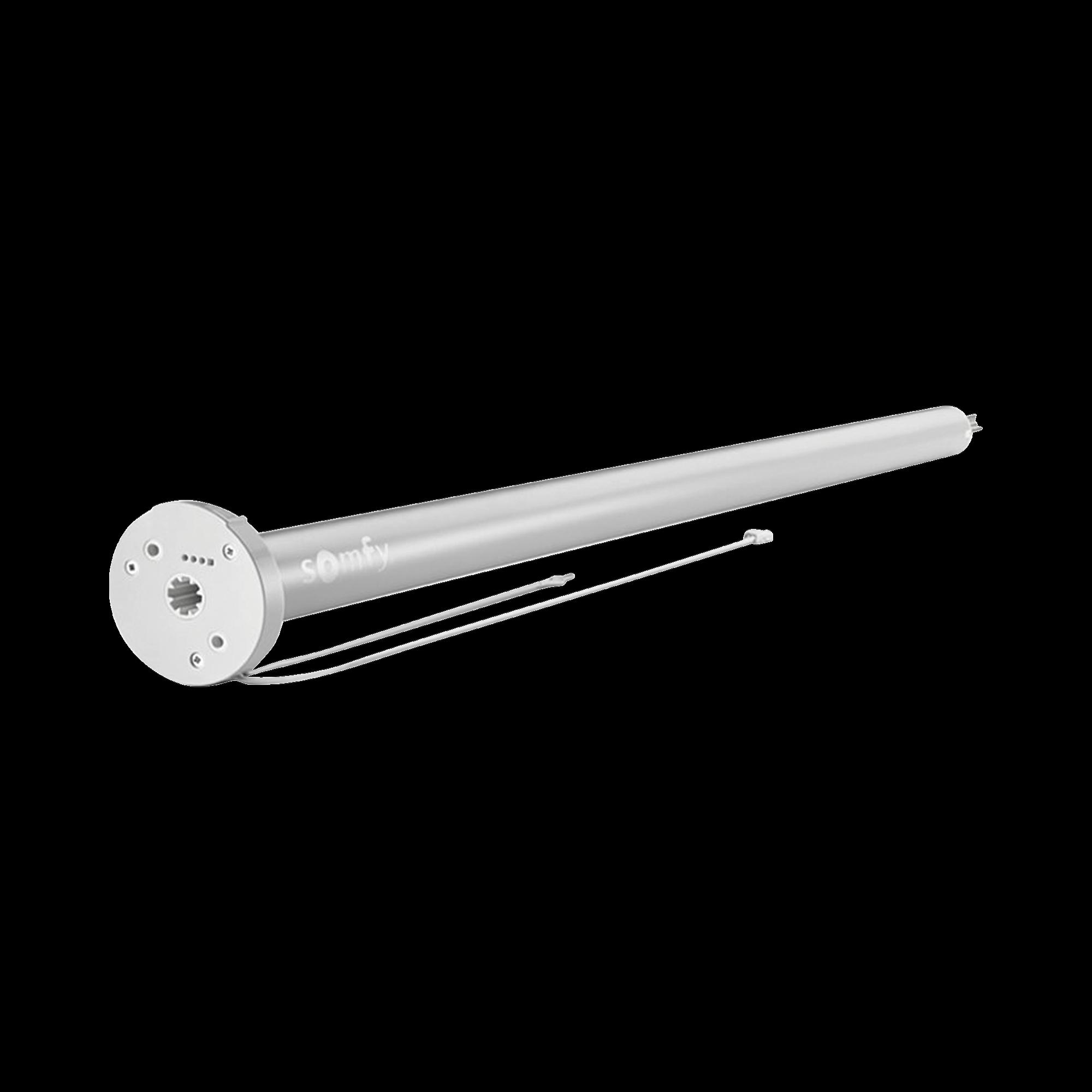 Motor inalambrico de baterías para implementación en persianas y cortinas interiores, ventana de 2.30 mts ancho y alto 3.00 mts máximo