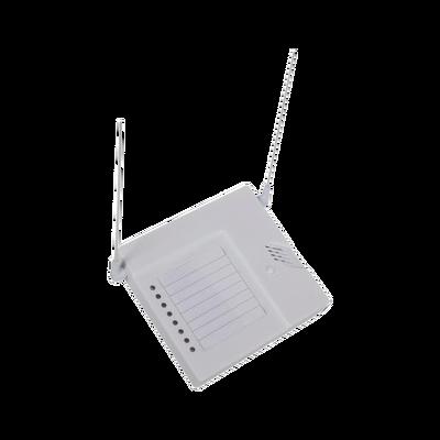 Receptor Inalámbrico de 8 Canales para Dispositivos STI