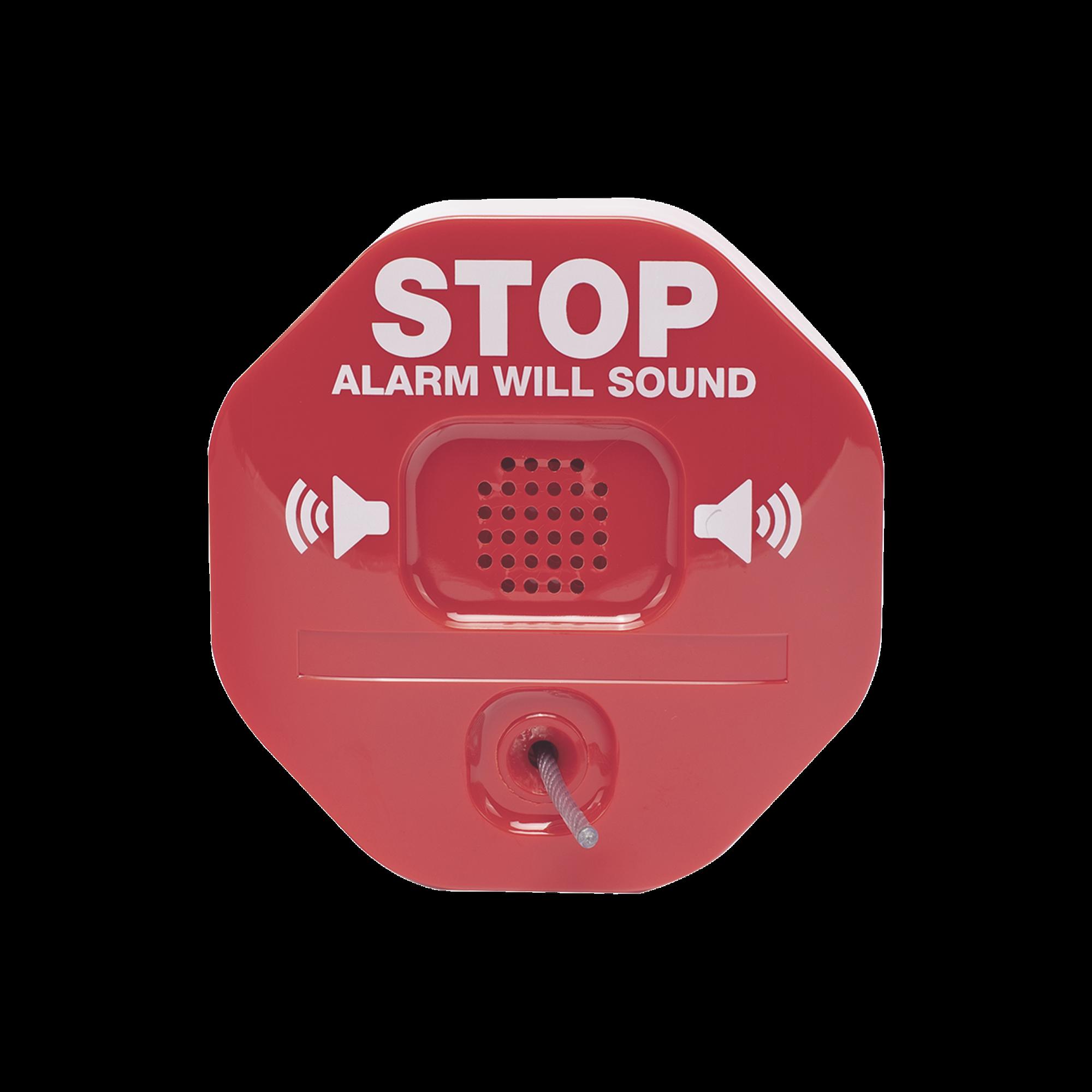 Anunciador STI inalámbrico para Extintor