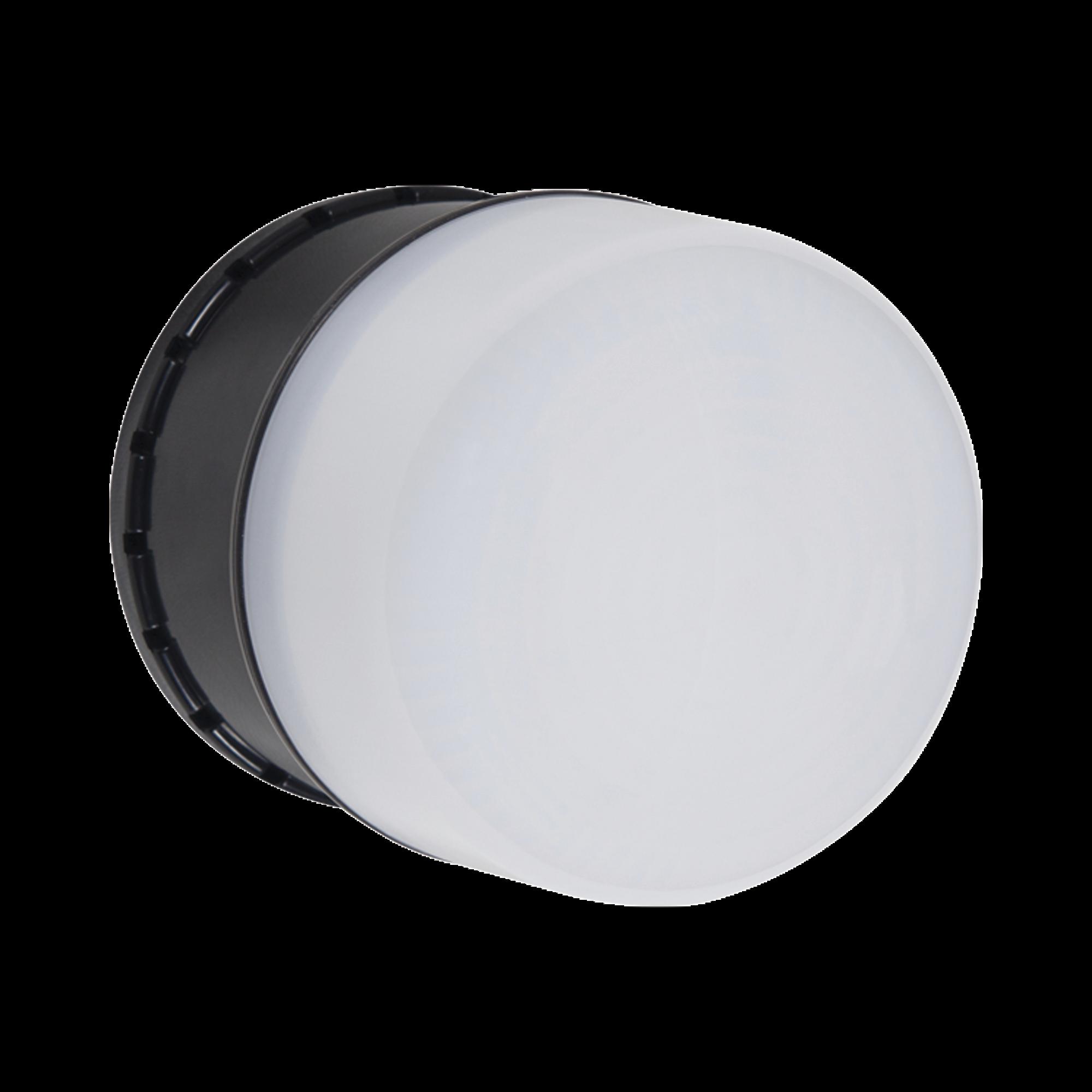 Alarma de Una Zona para Uso en Exterior, Notificación Audible y Visible, Color Blanco