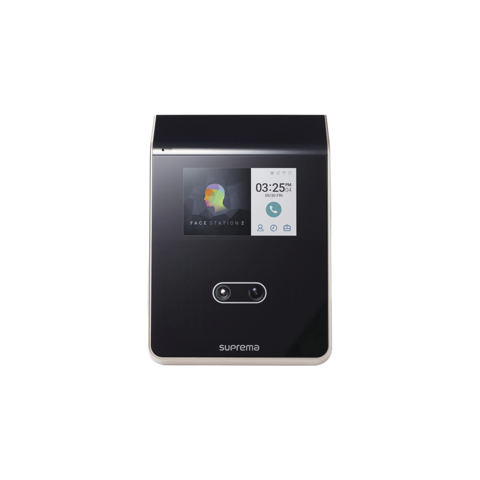 FaceStation 2 Lector Facial Bluetooth MultiClass SE Dual RFID (125KHZ EM HID PROX 13.56MHZ Mifare DesFire / EV1 FELICA ICLASS S) Compatible con BioStar2