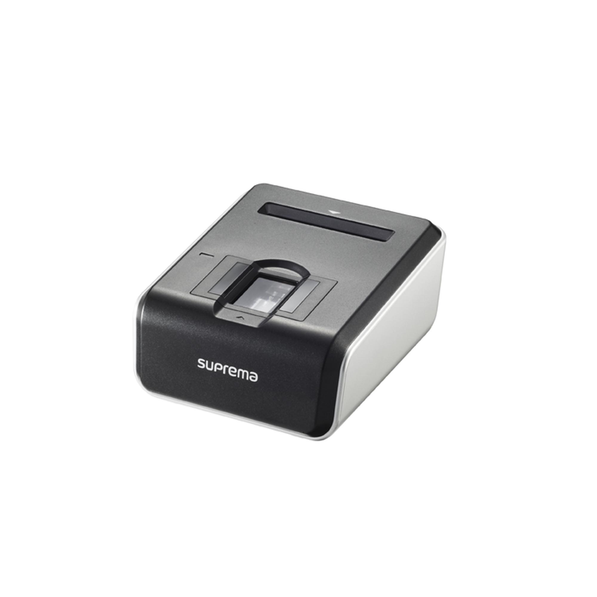 BioMini Combo, terminal de enrolamiento de tarjetas de contacto y huella digital