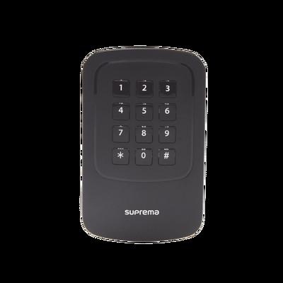 Lector con teclado  / controlador /exterior/ Multitecnolgia  de tarjetas /NFC/ BLE