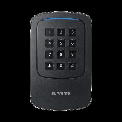 Lector de Tarjetas con teclado de uso en exterior,  Multitecnolgia, NFC y Bluetooth