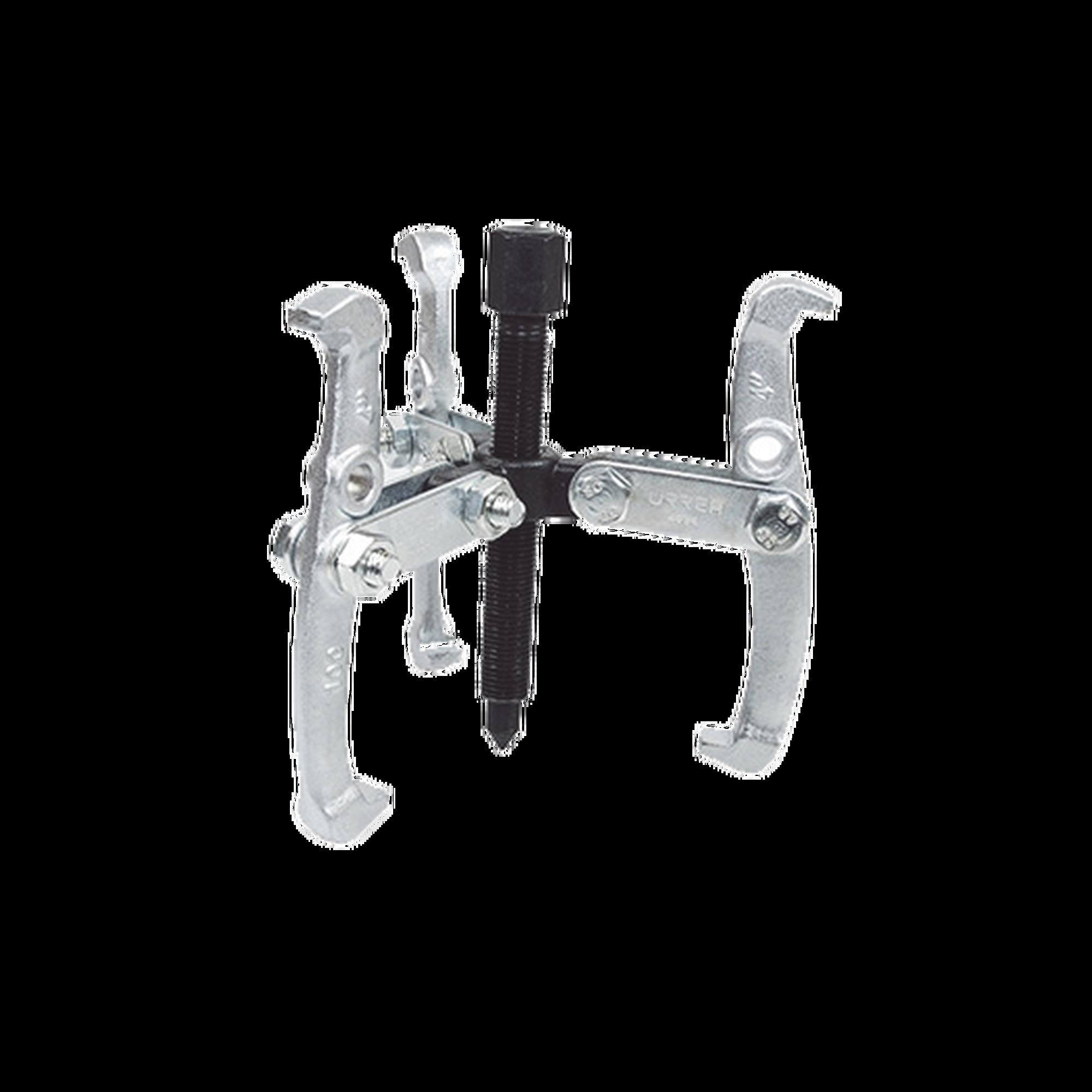 Extractor reversible 2 posiciones 3 quijadas ajustables, capacidad de 2 Toneladas