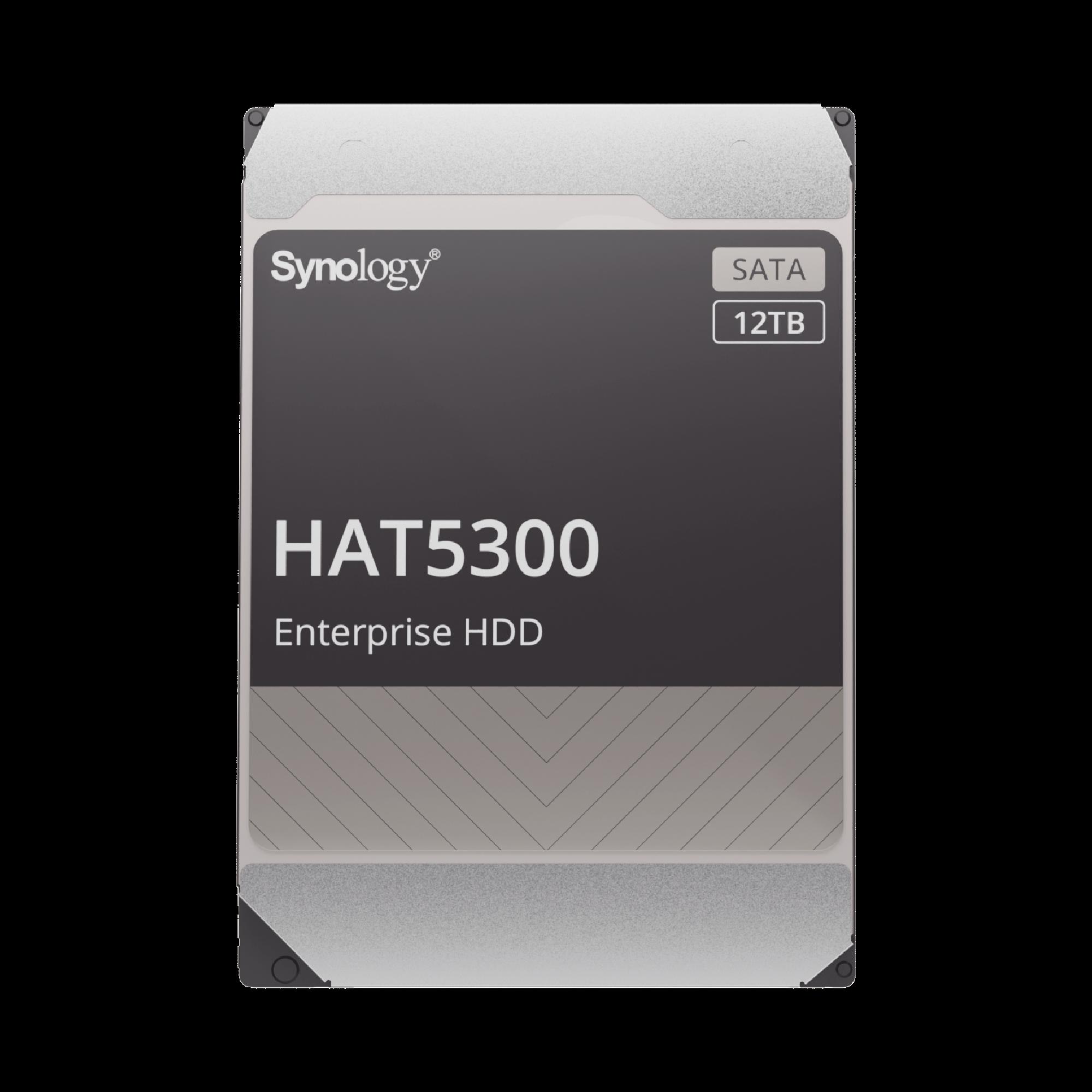 Disco duro 12TB / 7200RPM / Especializado para NAS