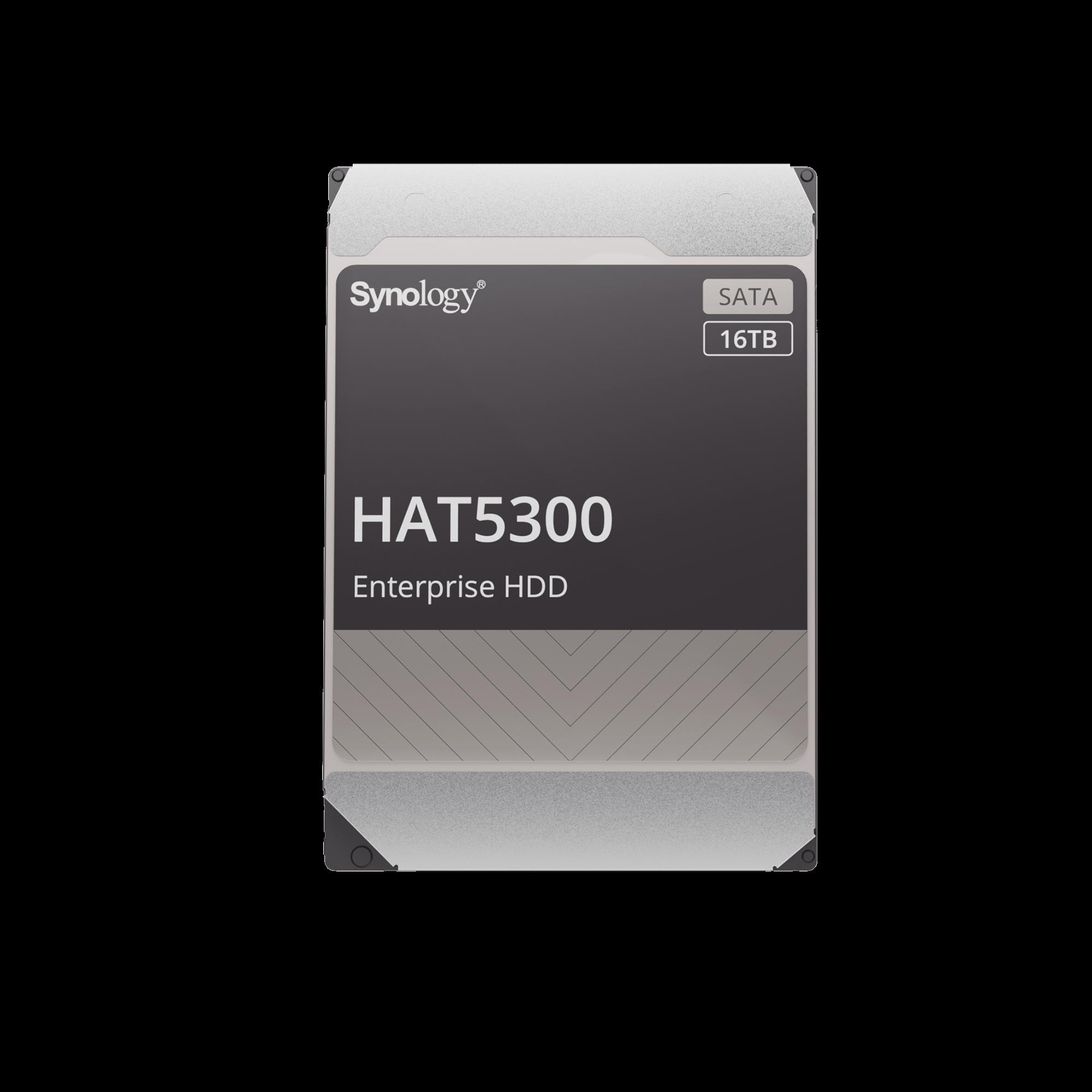 Disco duro 16TB / 7200RPM / Especializado para NAS