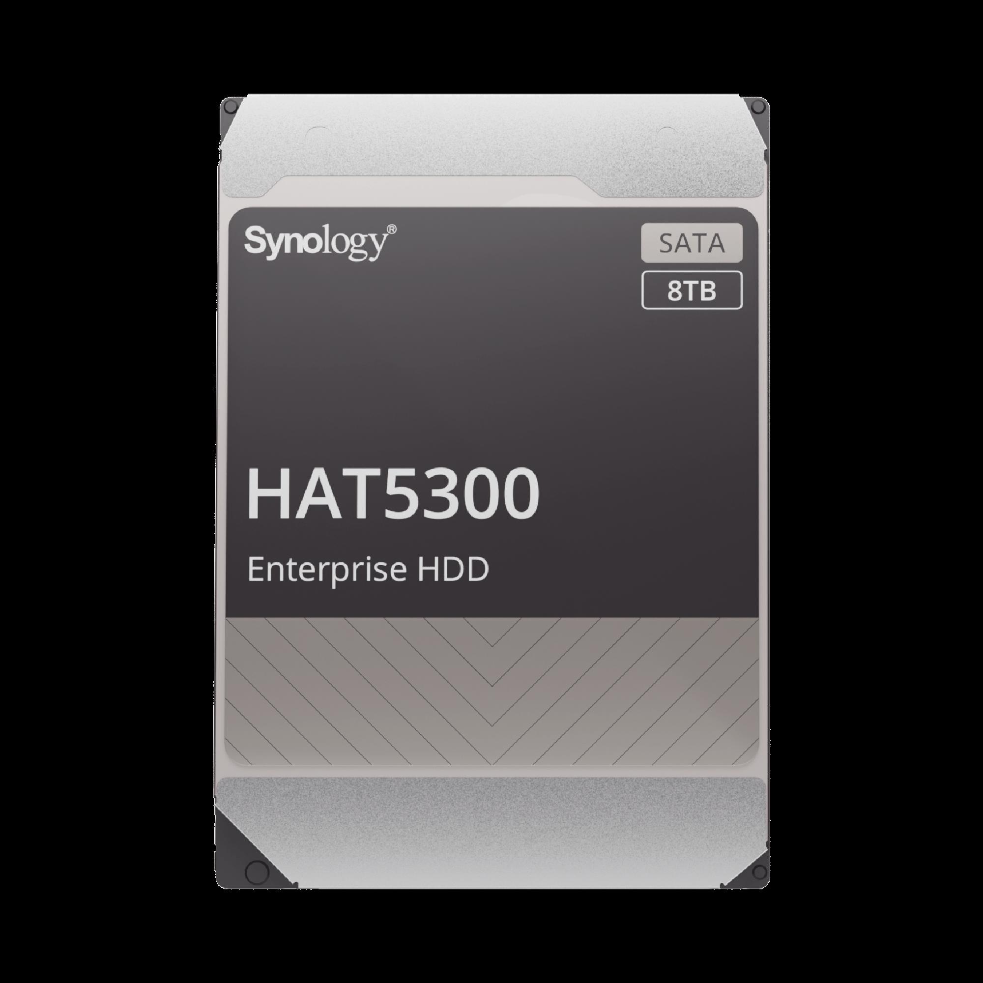 Disco duro 8TB / 7200RPM / Especializado para NAS