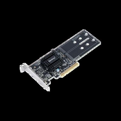 Tarjeta adaptadora SSD M.2 dual para Synology