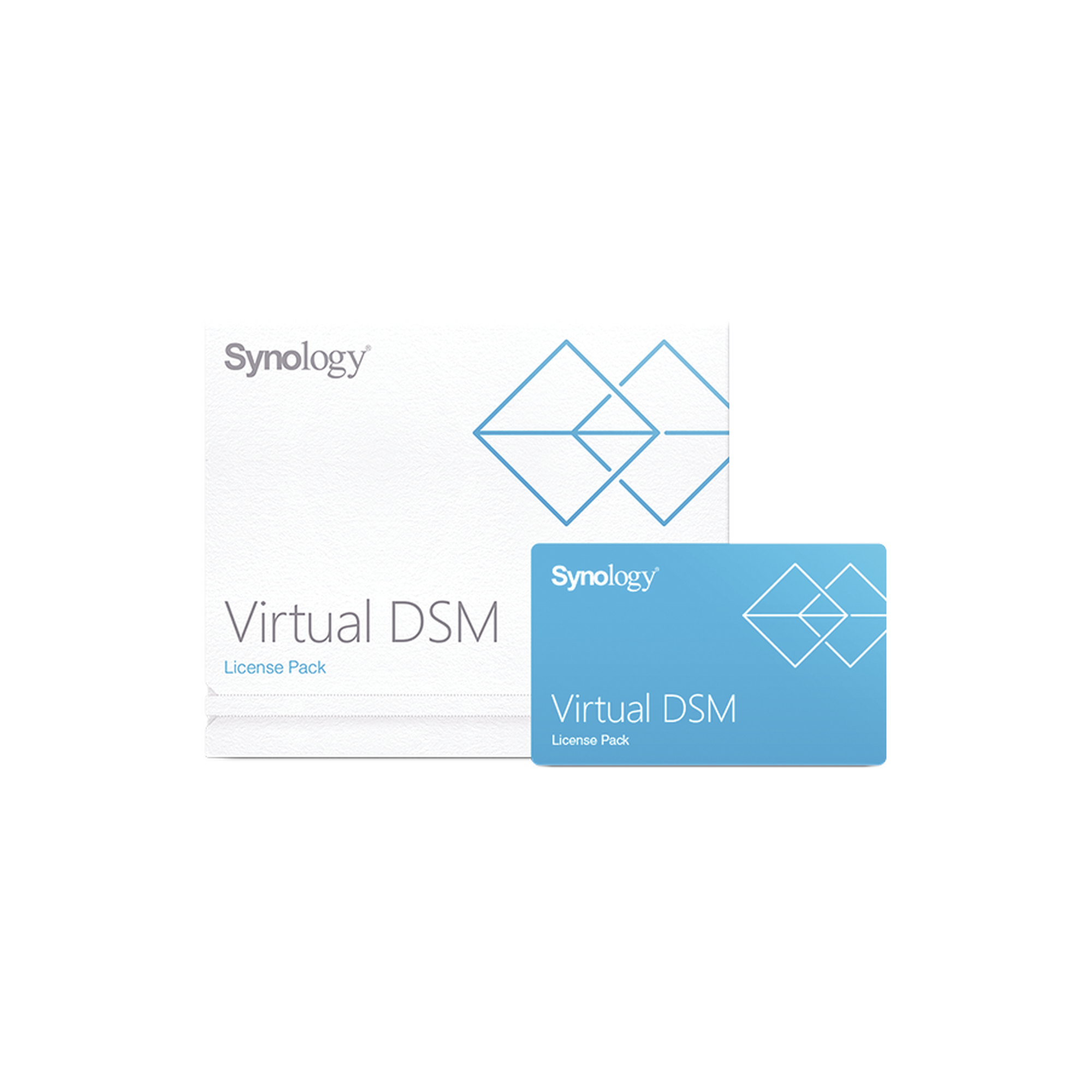 Licencia Virtual Manager de Synology