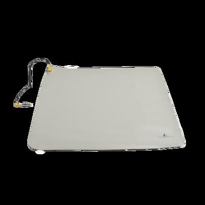 Tapete Antiestático de Vinilo Semi-Conductivo, 495 x 597 mm, 0.5 Kg.