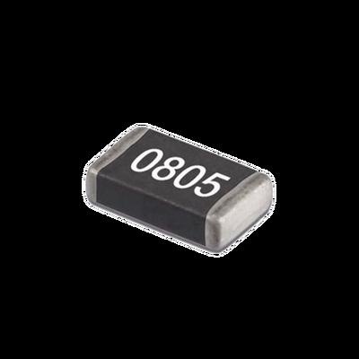 Resistencia de 261 Ohm, 1%, 1/10 Watt, SMD-805.