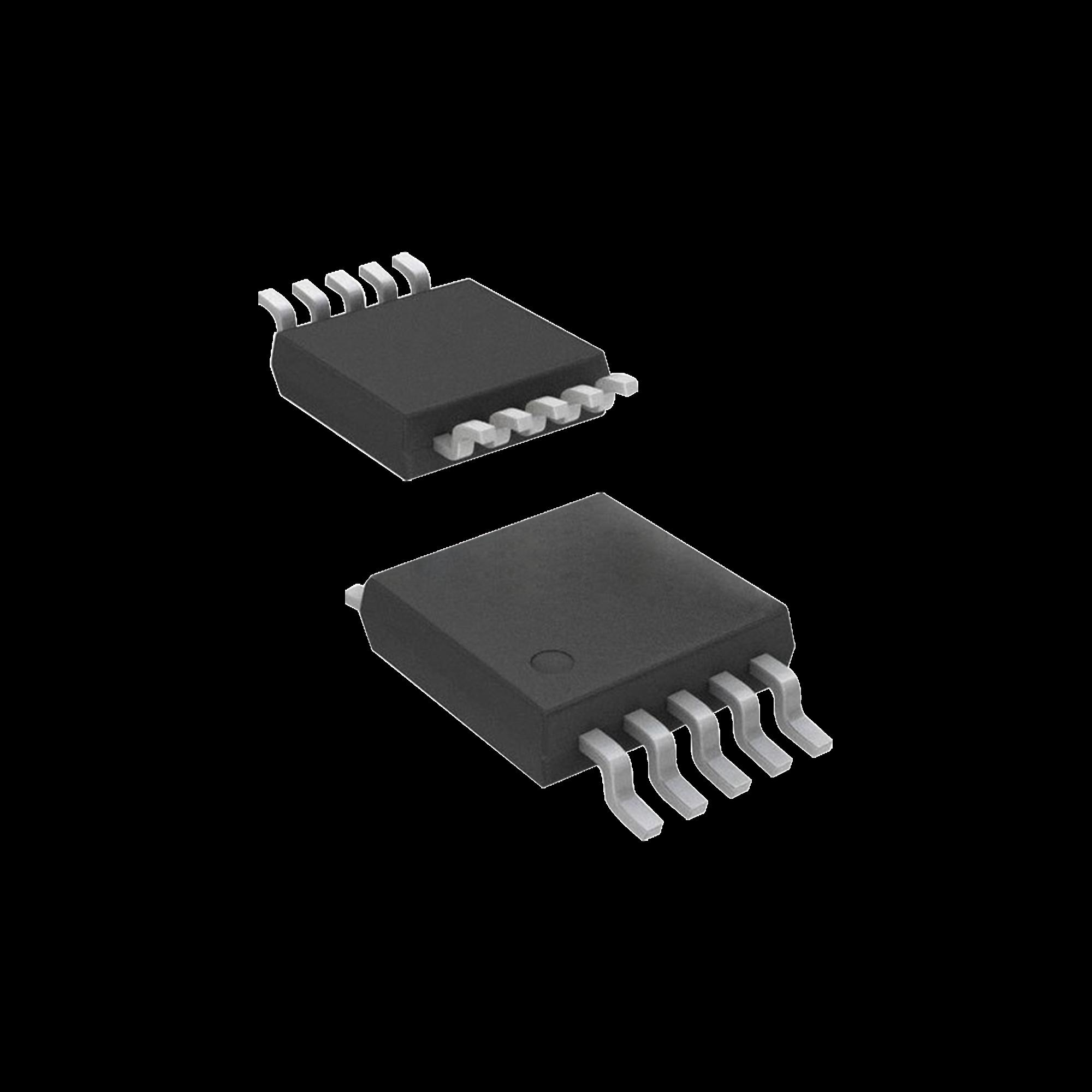 Circuito Integrado Amplificador de Audio 1.1 Watt, AB 10MSOP