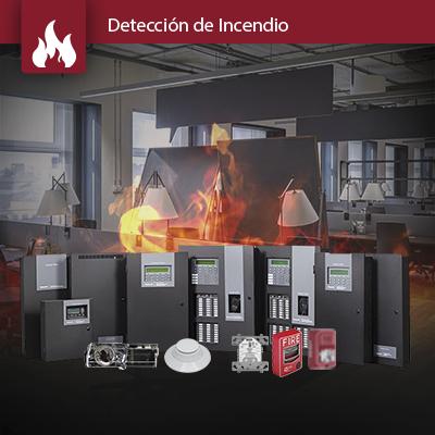 Curso de Certificación en Sistemas de Detección de Incendio FARENHYT