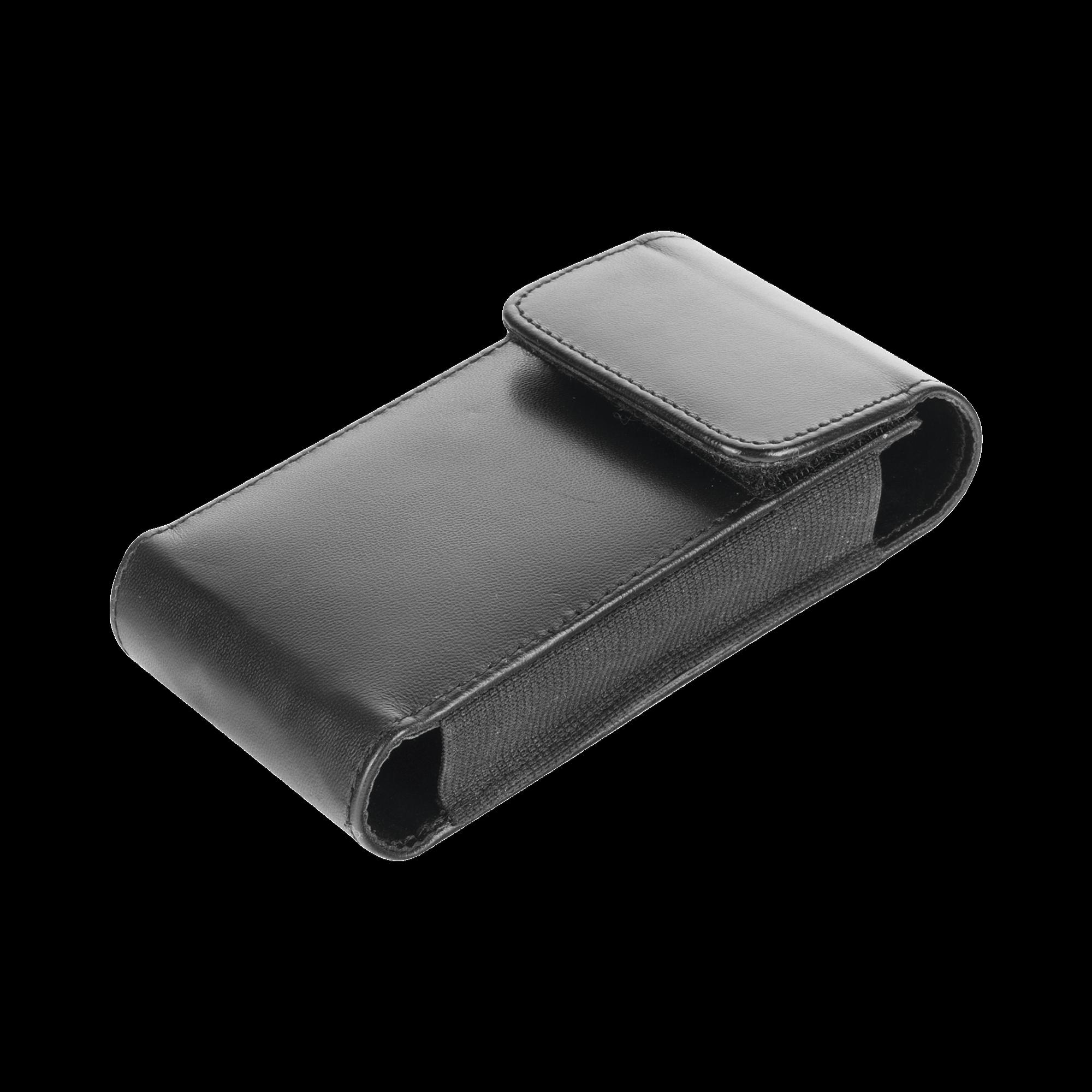 Funda Reforzada de Piel para el Radio Smartphone KWSA-50K.