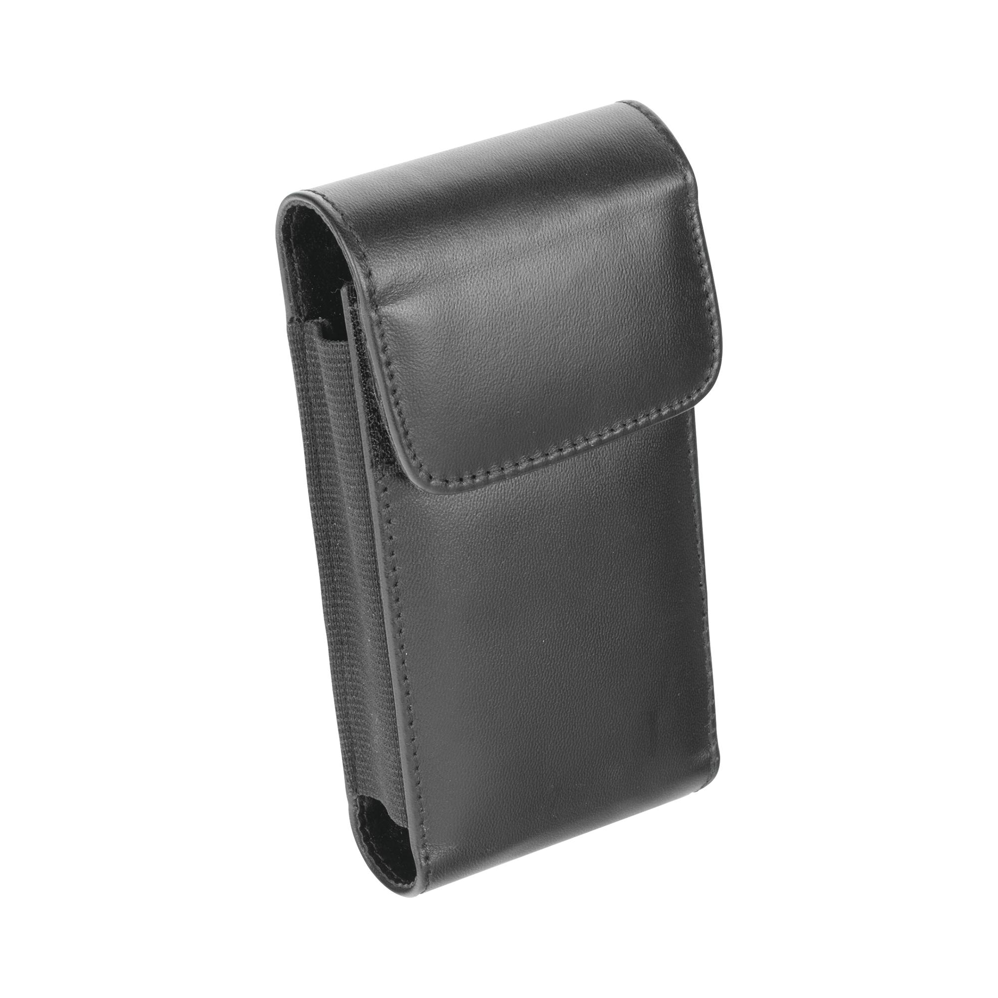 Funda Reforzada de Piel con Clip para el Radio Smartphone KWSA-50K.