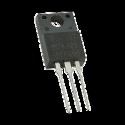 Transistor Diodo SCR de 25 Amper, 20 Watt para Fuentes ASTRON Convencionales RS-12A y RS-20A.