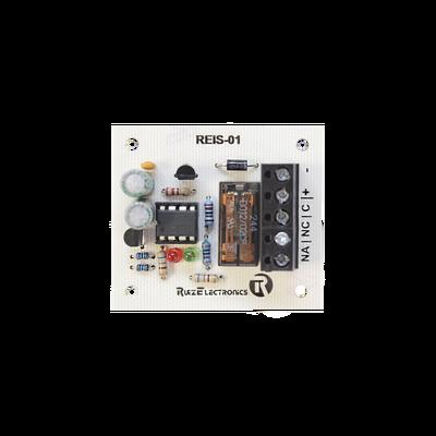 Tarjeta de Control y Detección Automática de Voltaje.