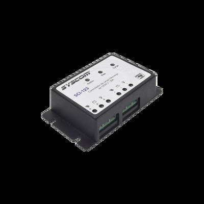Controlador de Carga y Descarga para Sistemas Solares 30 A, 12/24  Vcd.