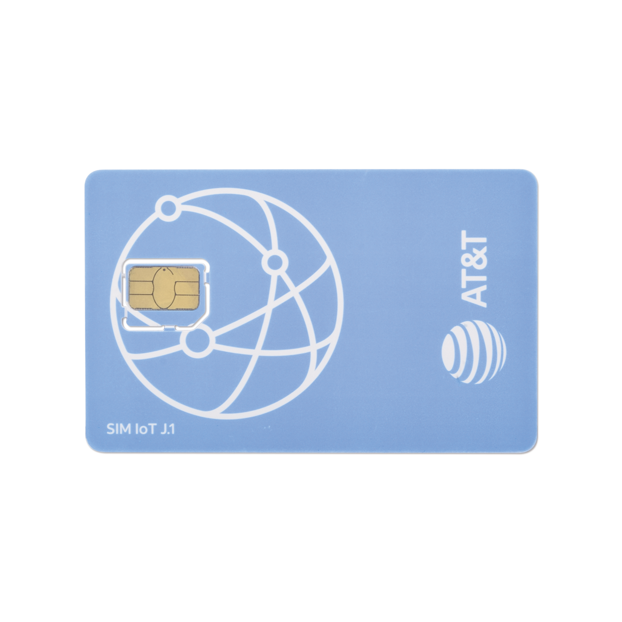 Servicio de 1GB mensual de datos para el SIM1GBATTS