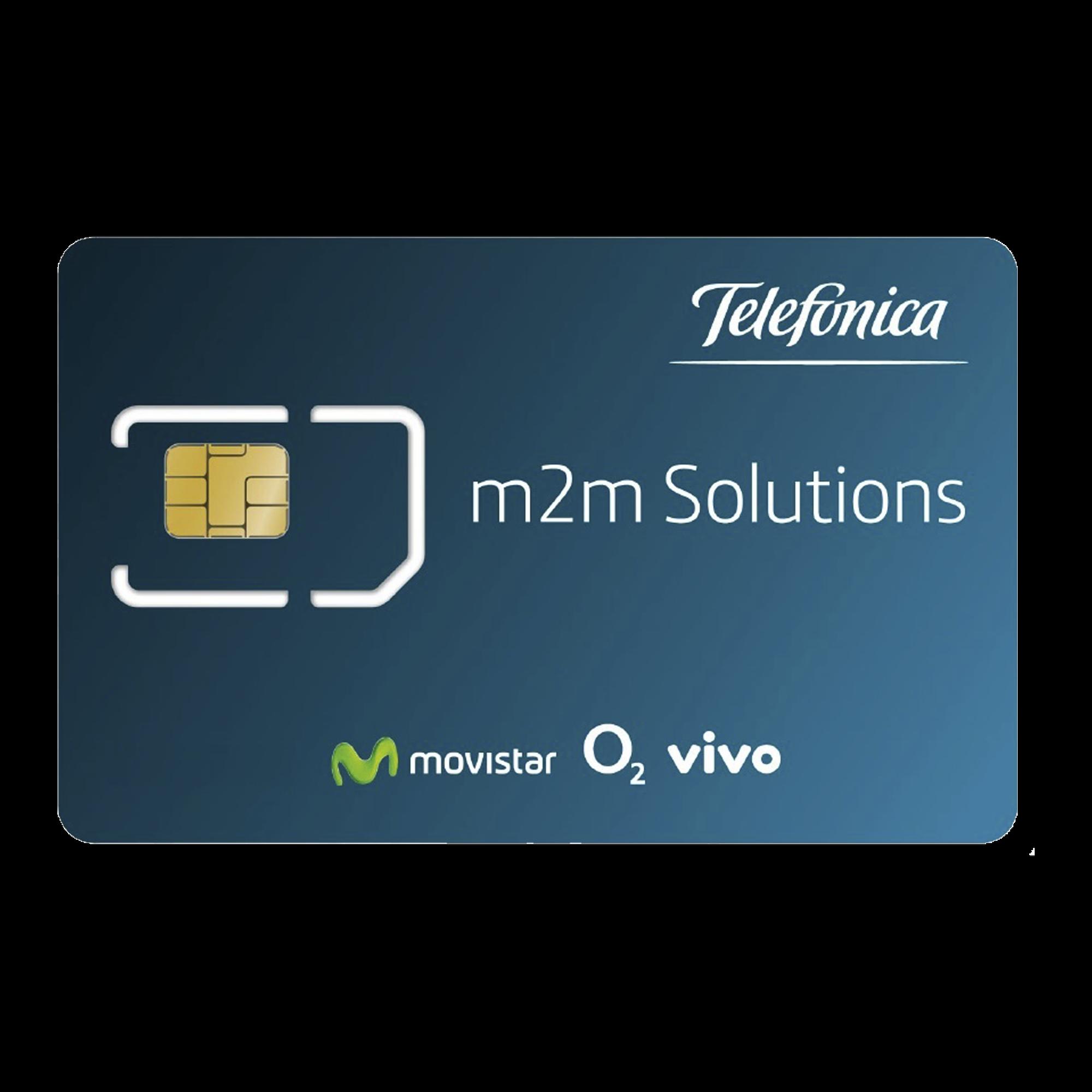 25Mb Mensuales/ MULTI-CARRIER(Telcel/Movistar) / 12 Meses de Servicio /  Especial para GPS