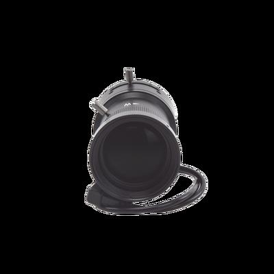 Lente Varifocal 5 a 60 mm / 2MP / Iris Automático / Día/Noche / Formato 1/2.7