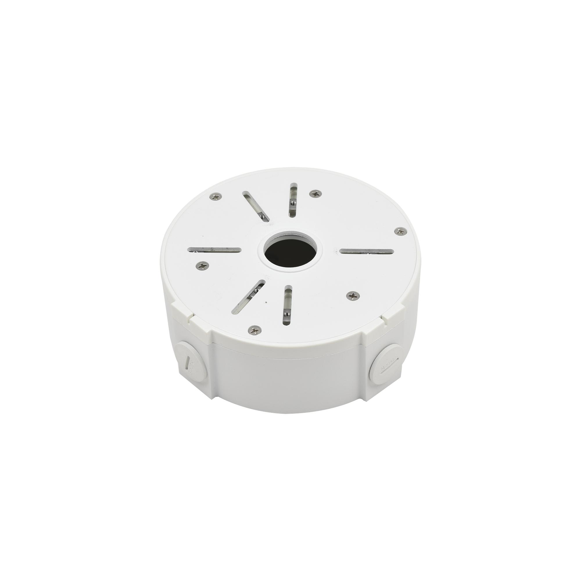 Caja de conexiones universal para uso interior fabricada en metal