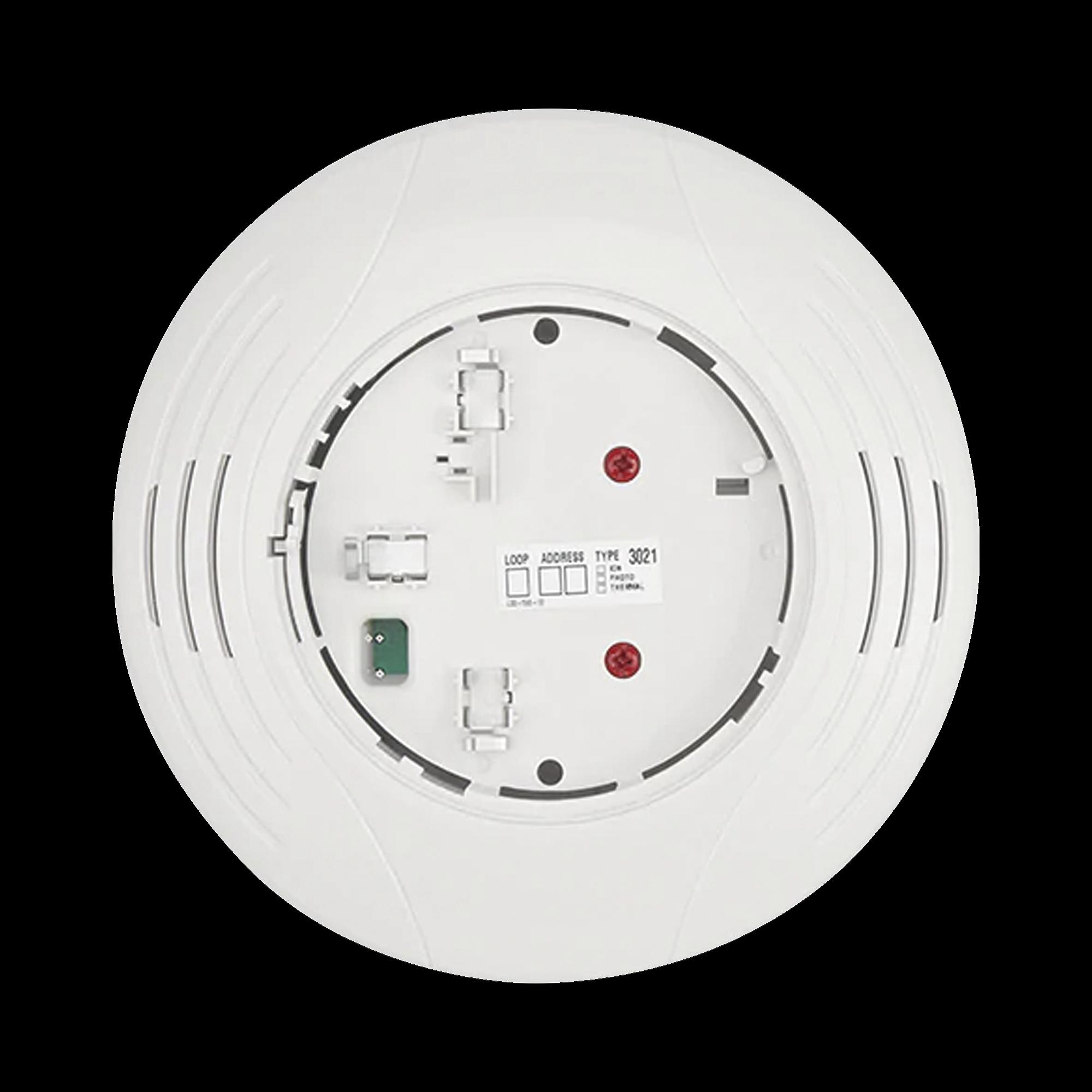 Base para detector con Aislador color Blanco
