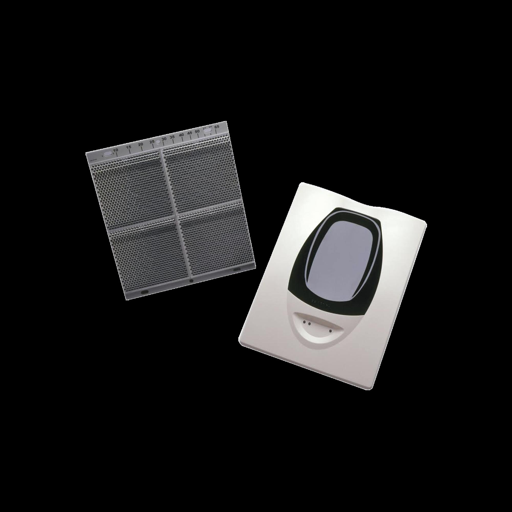 Detector de Humo por Haz Reflejado UL Canada, Incluye Reflector de 8 Pulgadas