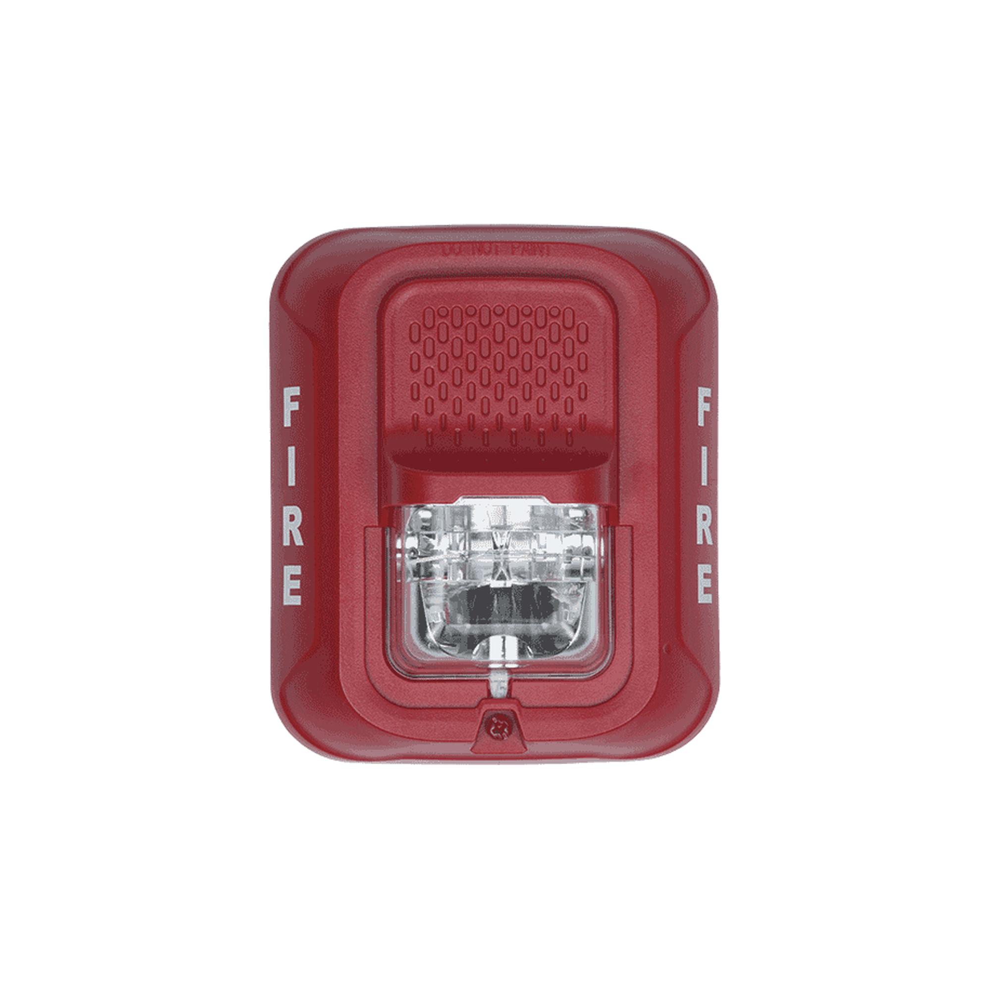 Lámpara Estroboscópica para Montaje en Pared, Color Rojo, Nivel de Candelas Seleccionable, Nuevo Diseño Moderno y Elegante y Menor Consumo de Corriente