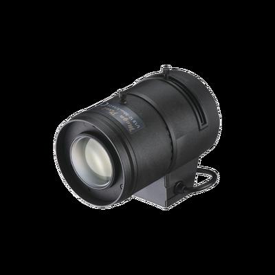 Lente Varifocal 12-50mm / Resolución 5 Megapixel / P-Iris  / Día/Noche / Formato 1/1.8