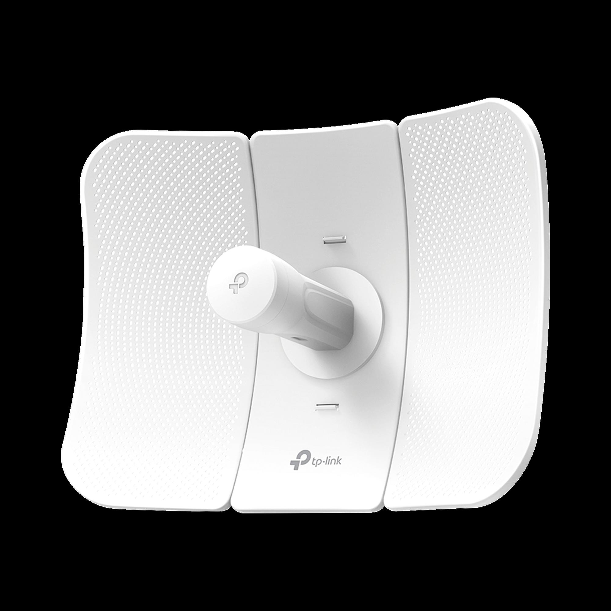 CPE de Exterior de 5 GHz AC 867 Mbps, Antena direccional de 23 dBi, potencia de 29 dBm, PoE pasivo