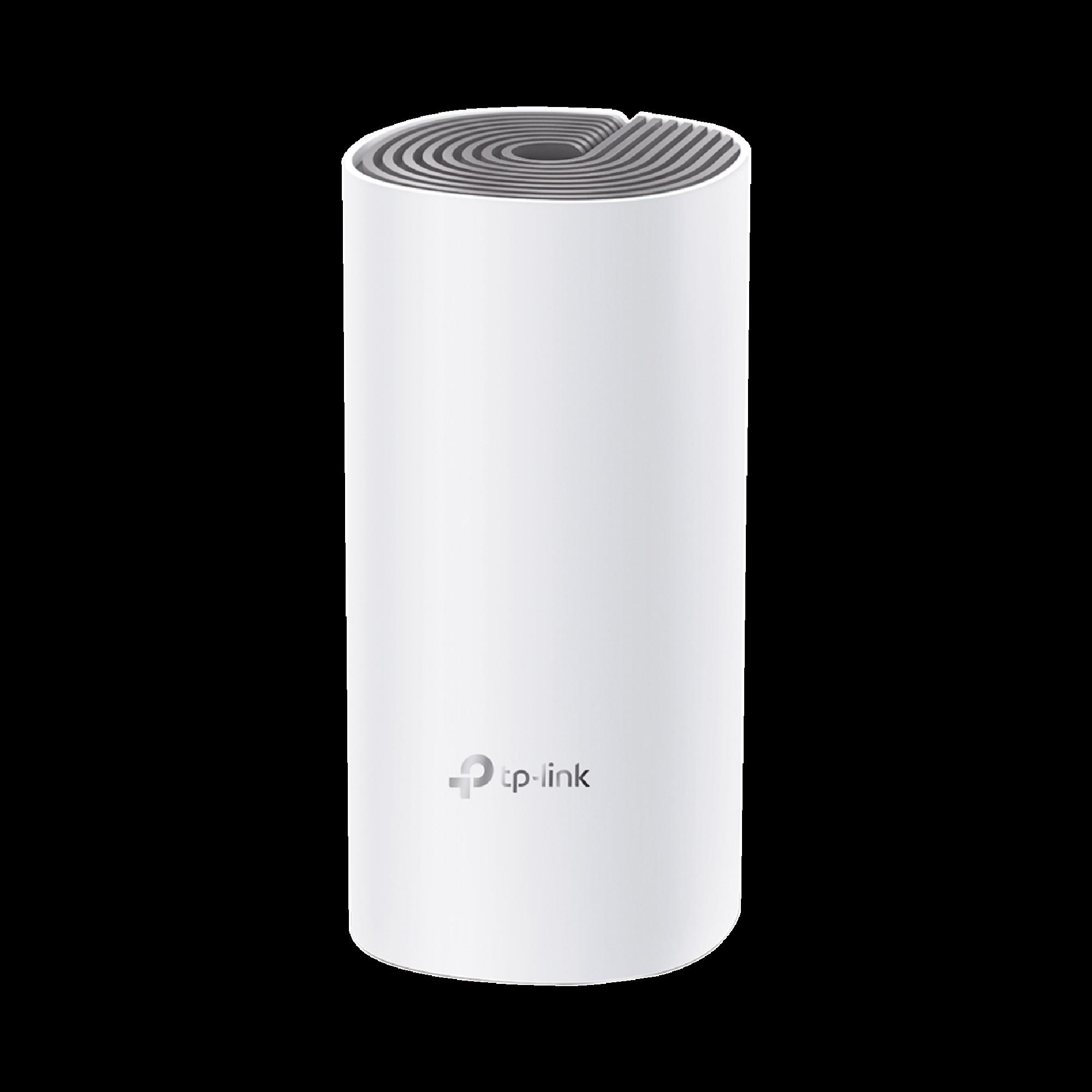 Router inalámbrico mesh para hogar, doble banda AC 1200, doble puerto 10/100 Mbps, compatible con amazon alexa.