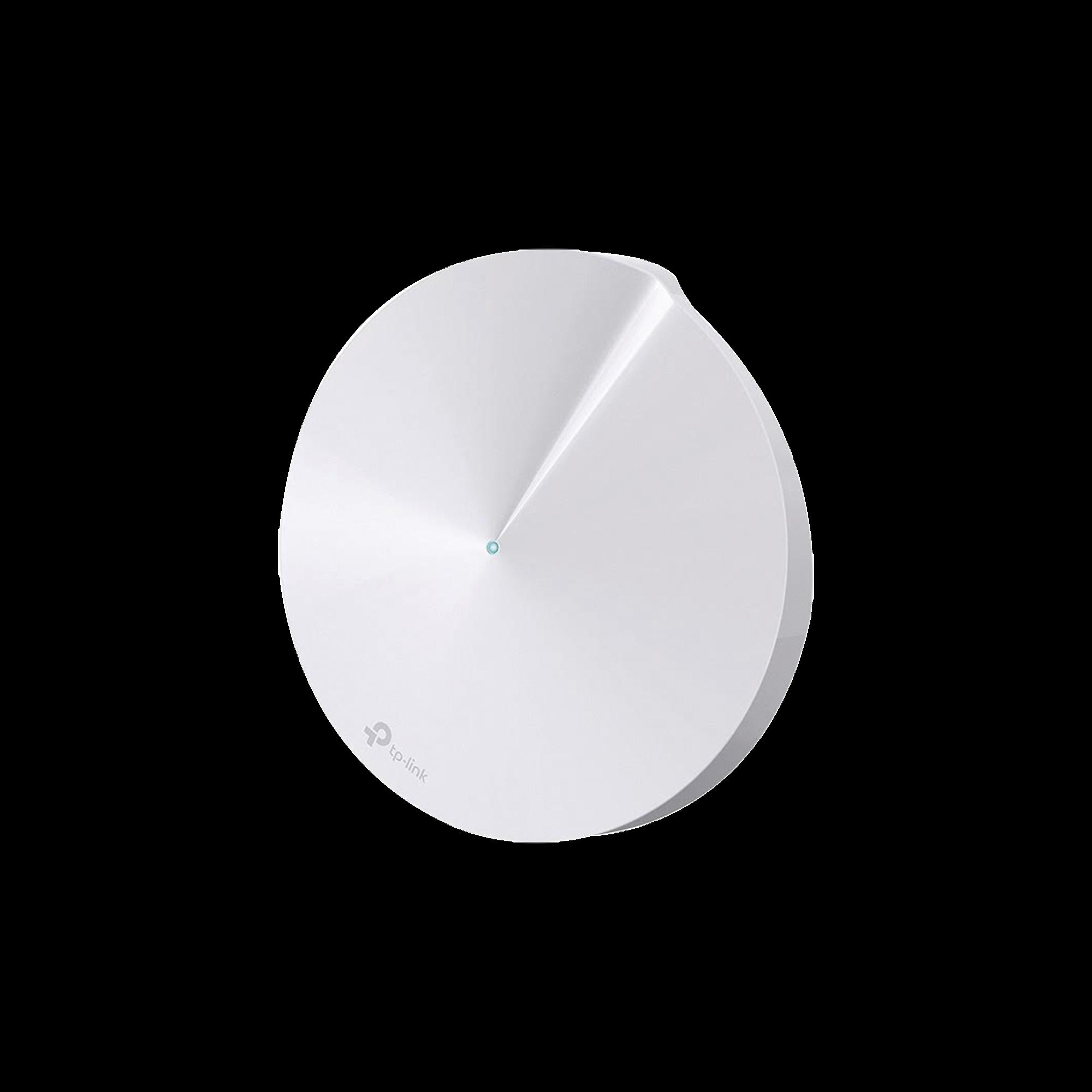 Router inalámbrico mesh para hogar, doble banda AC, doble puerto Gigabit, 4 antenas internas con seguridad de HomeCare gratuito por 3 años