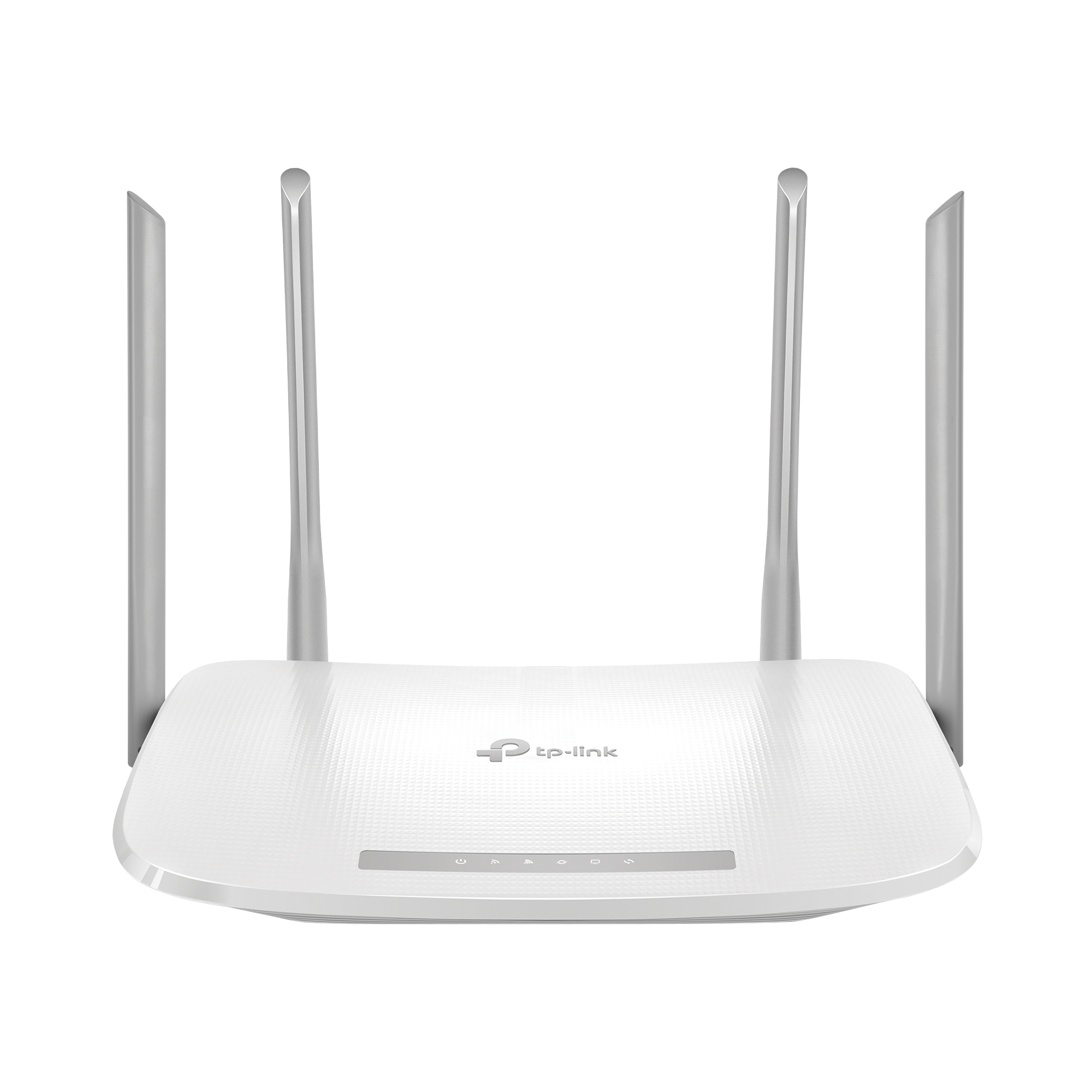 Router Inalámbrico ISP doble banda AC, 2.4 GHz y 5 GHz Hasta 1167 Mbps, 4 antenas externas omnidireccional, 3 Puertos LAN 10/100/1000 Mbps, 1 Puerto WAN 10/100/1000 Mbps
