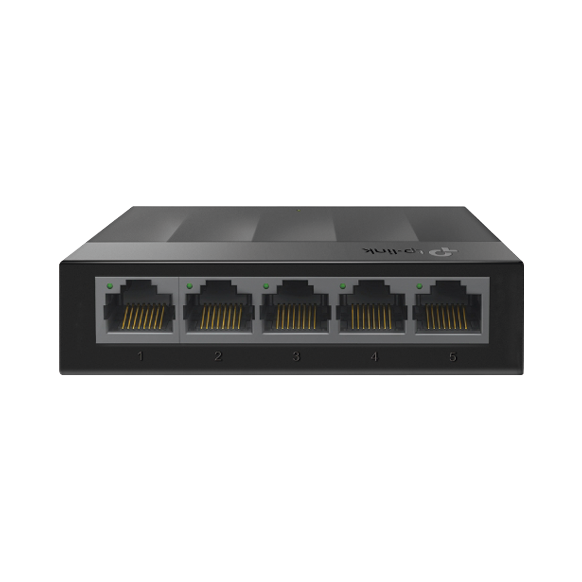 Switch para escritorio 5 puertos 10/100/1000Mbps