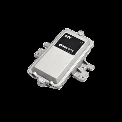 Protector PoE Metalico Contra Descargas Atmosfericas Individual De 10/100 Mbps